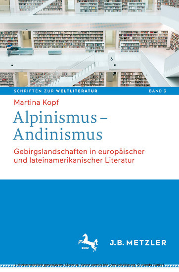 Alpinismus - Andinismus - Blick ins Buch