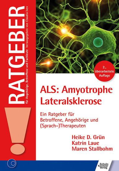ALS: Amyotrophe Lateralsklerose - Blick ins Buch