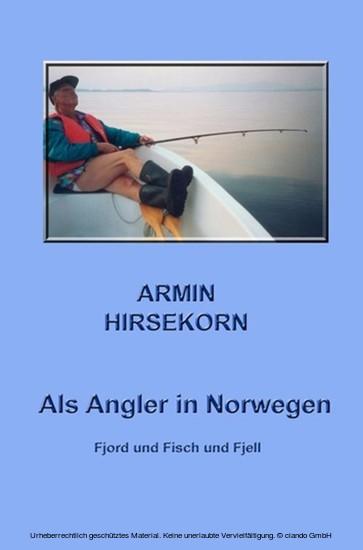Als Angler in Norwegen - Blick ins Buch