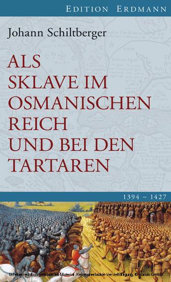 Als Sklave im Osmanischen Reich und bei den Tartaren - Blick ins Buch