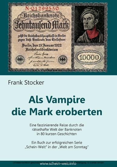 Als Vampire die Mark eroberten - Blick ins Buch