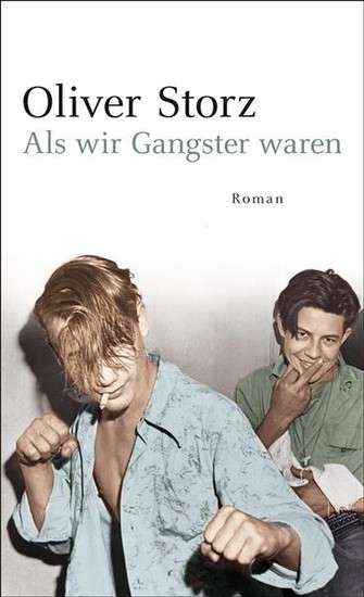 Als wir Gangster waren - Blick ins Buch