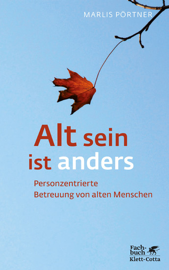 Alt sein ist anders - Blick ins Buch