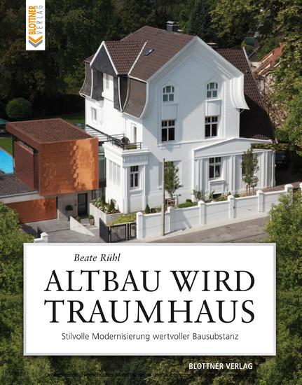 Altbau wird Traumhaus - Blick ins Buch