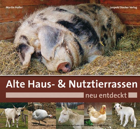 Alte Haus- & Nutztierrassen neu entdeckt - Blick ins Buch