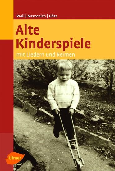 Alte Kinderspiele - Blick ins Buch