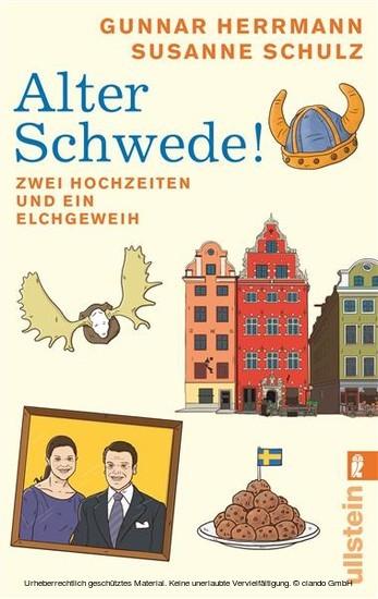 Alter Schwede! - Blick ins Buch