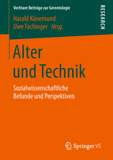 Alter und Technik - Blick ins Buch