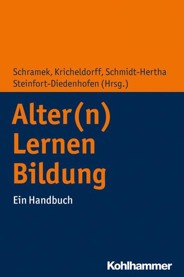 Alter(n) - Lernen - Bildung - Blick ins Buch