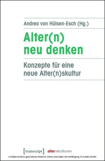 Alter(n) neu denken - Blick ins Buch
