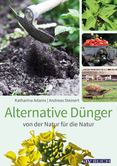 Alternative Dünger - Blick ins Buch