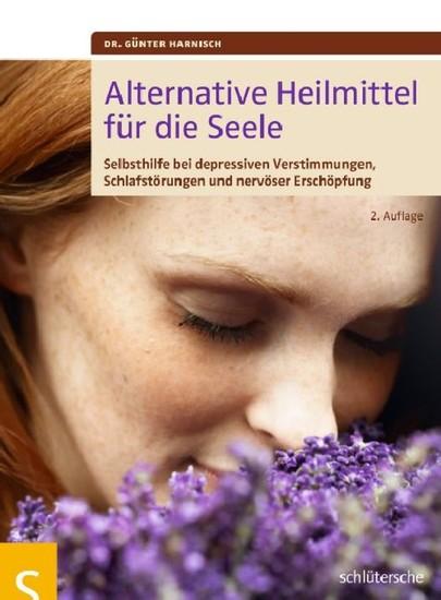 Alternative Heilmittel für die Seele - Blick ins Buch