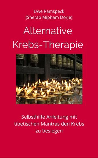 Alternative Krebs Therapie - Blick ins Buch