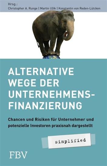 Alternative Wege der Unternehmensfinanzierung - Blick ins Buch
