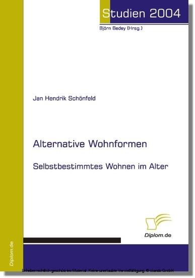 Alternative Wohnformen - Blick ins Buch
