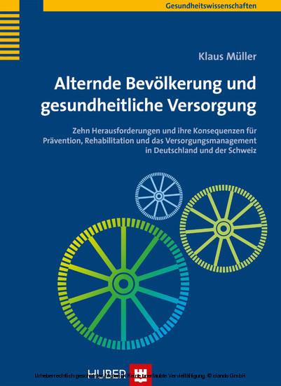 Alternde Bevölkerung und gesundheitliche Versorgung - Blick ins Buch