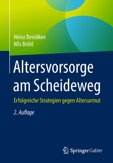 Altersvorsorge am Scheideweg - Blick ins Buch