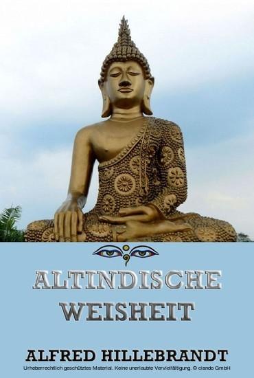 Altindische Weisheit aus Brahmanas und Upanishaden - Blick ins Buch