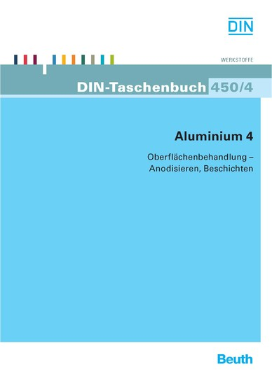 Aluminium 4 - Blick ins Buch