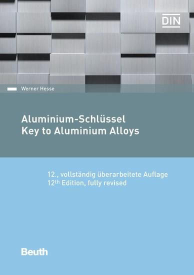 Aluminium-Schlüssel - Blick ins Buch