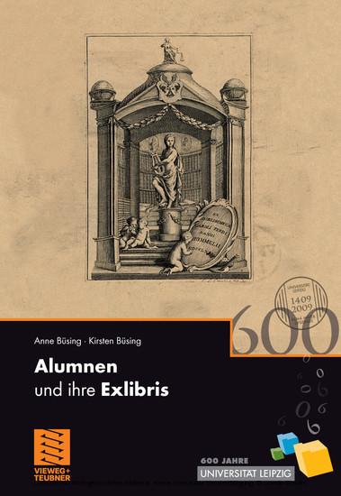 Alumnen und ihre Exlibris - Blick ins Buch