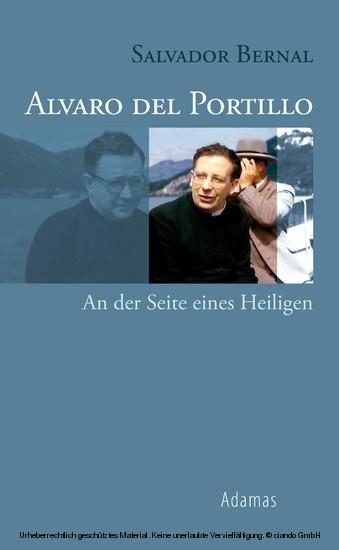 Alvaro del Portillo - Blick ins Buch
