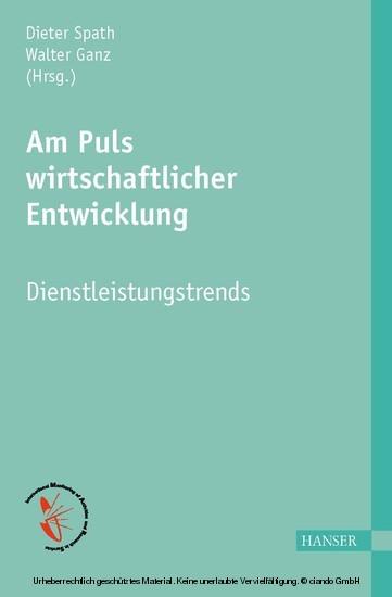 Am Puls wirtschaftlicher Entwicklung - Blick ins Buch