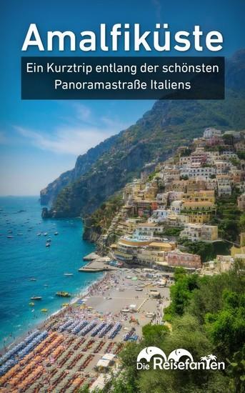 Amalfiküste - Blick ins Buch