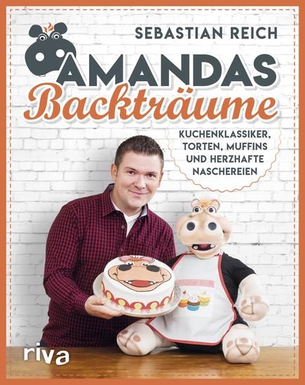 Amandas Backträume - Blick ins Buch
