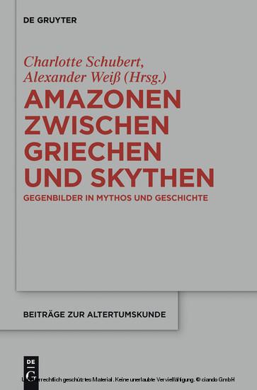 Amazonen zwischen Griechen und Skythen - Blick ins Buch