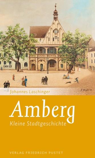 Amberg - Blick ins Buch
