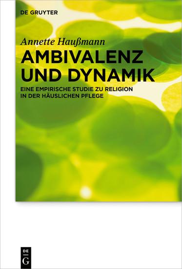 Ambivalenz und Dynamik - Blick ins Buch