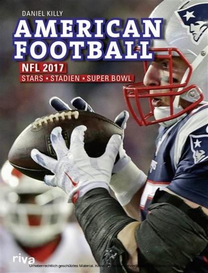 American Football: NFL 2017 - Blick ins Buch