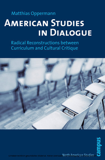 American Studies in Dialogue - Blick ins Buch