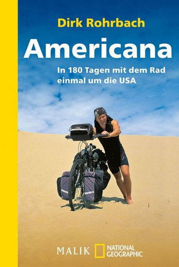 Americana - Blick ins Buch