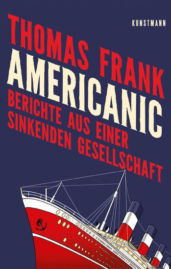 Americanic - Blick ins Buch