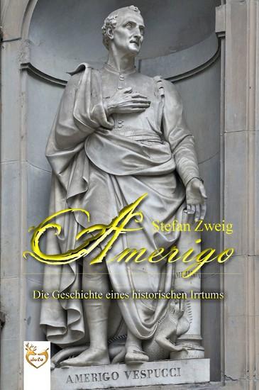 Amerigo - Die Geschichte eines historischen Irrtums - Blick ins Buch