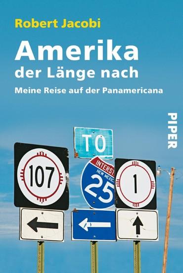 Amerika der Länge nach - Blick ins Buch