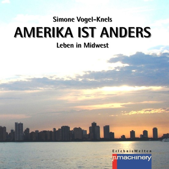 Amerika ist anders - Blick ins Buch