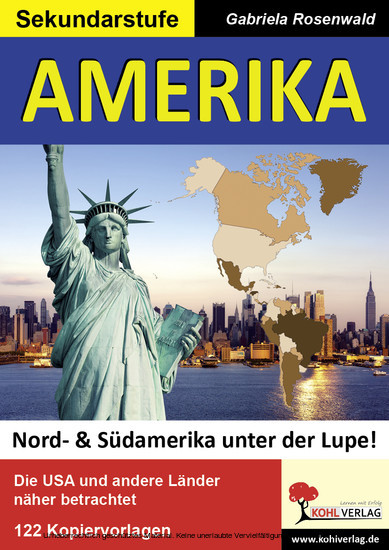 AMERIKA - Blick ins Buch