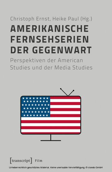 Amerikanische Fernsehserien der Gegenwart - Blick ins Buch