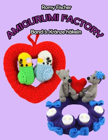 Amigurumi Factory - Blick ins Buch