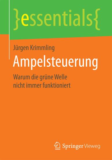 Ampelsteuerung - Blick ins Buch