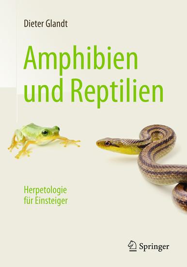 Amphibien und Reptilien - Blick ins Buch