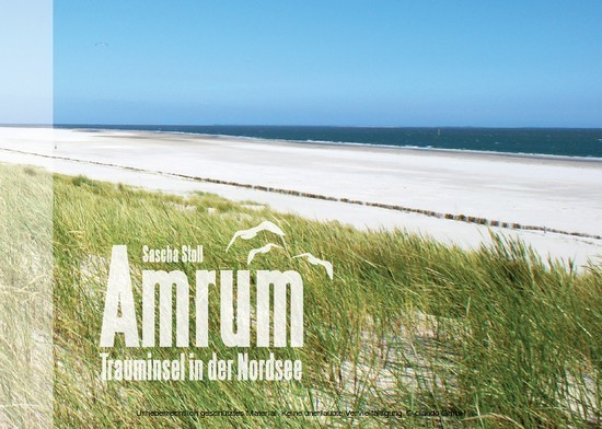 Amrum - Trauminsel in der Nordsee - Blick ins Buch