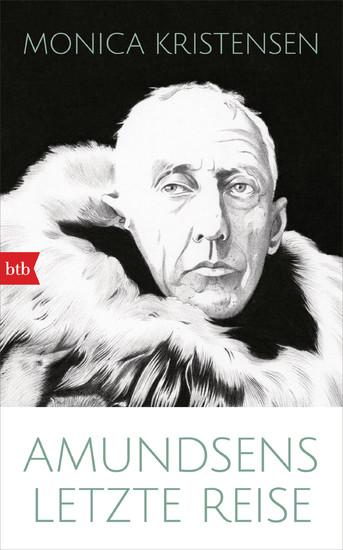 Amundsens letzte Reise - Blick ins Buch