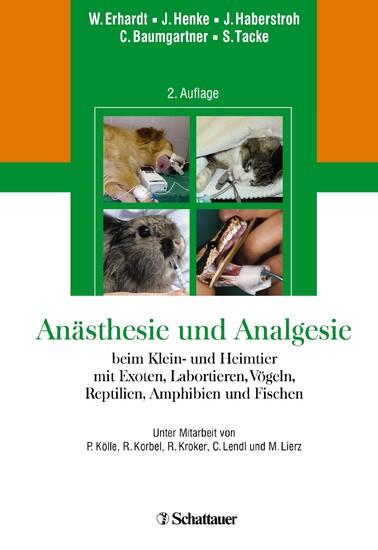 Anästhesie und Analgesie beim Klein und Heimtier - Blick ins Buch