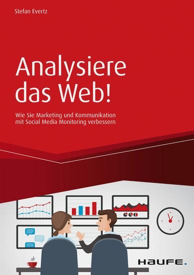 Analysiere das Web! - Blick ins Buch