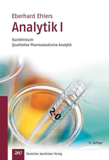 Analytik I - Kurzlehrbuch und Prüfungsfragen - Blick ins Buch