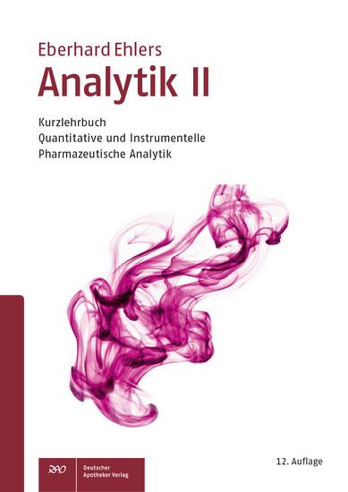 Analytik II - Kurzlehrbuch - Blick ins Buch